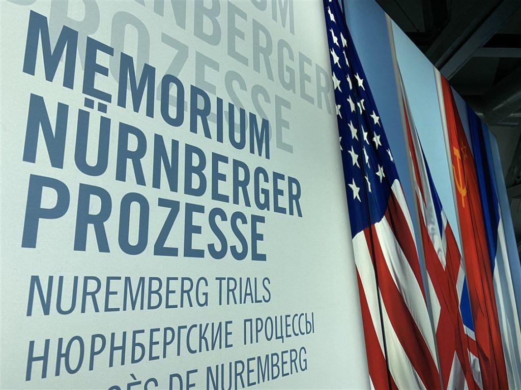 memoriale processo di norimberga