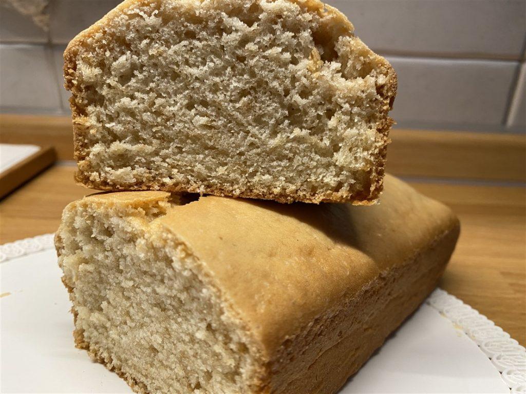 ricetta plumcake alla camomilla