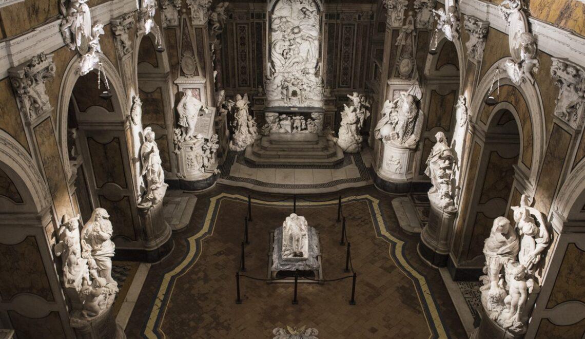 Visitare il Cristo Velato nella Cappella Sansevero a Napoli
