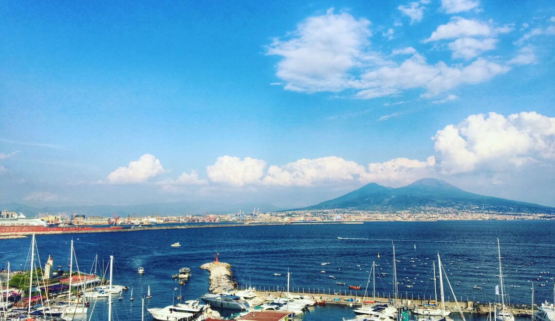Italy. Top things to see in Naples in 1 day