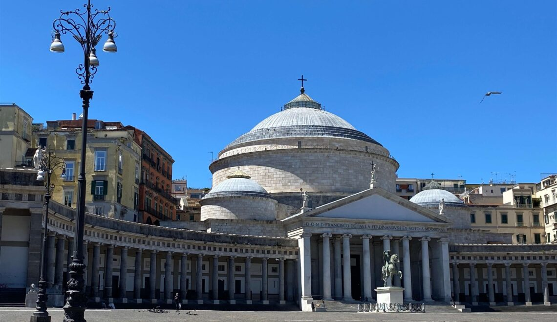 Napoli in 2 giorni: itinerario da Piazza del Plebiscito a Spaccanapoli