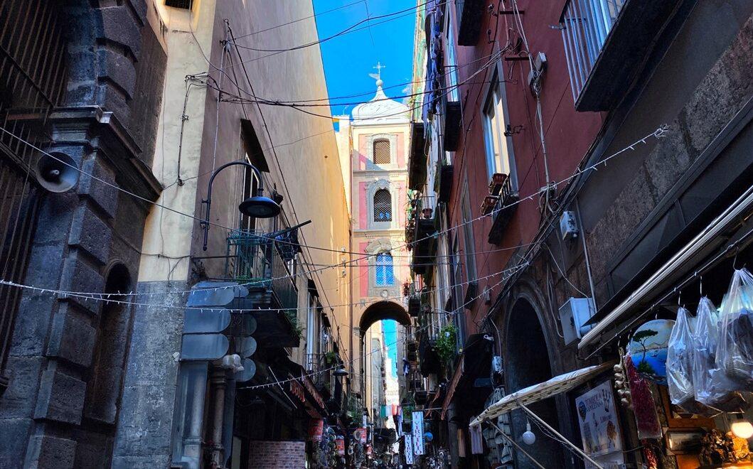 Visitare il centro storico di Napoli a Natale