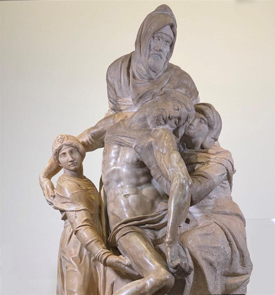 Pietà Bandini di Michelangelo