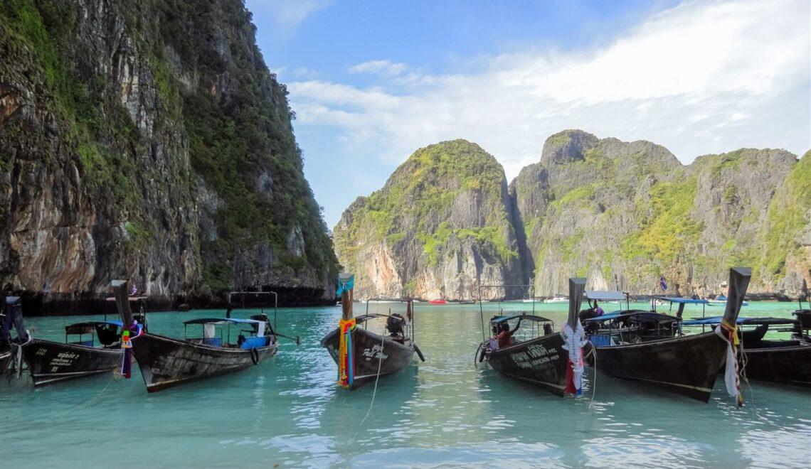 3 spiagge thailandesi da non perdere