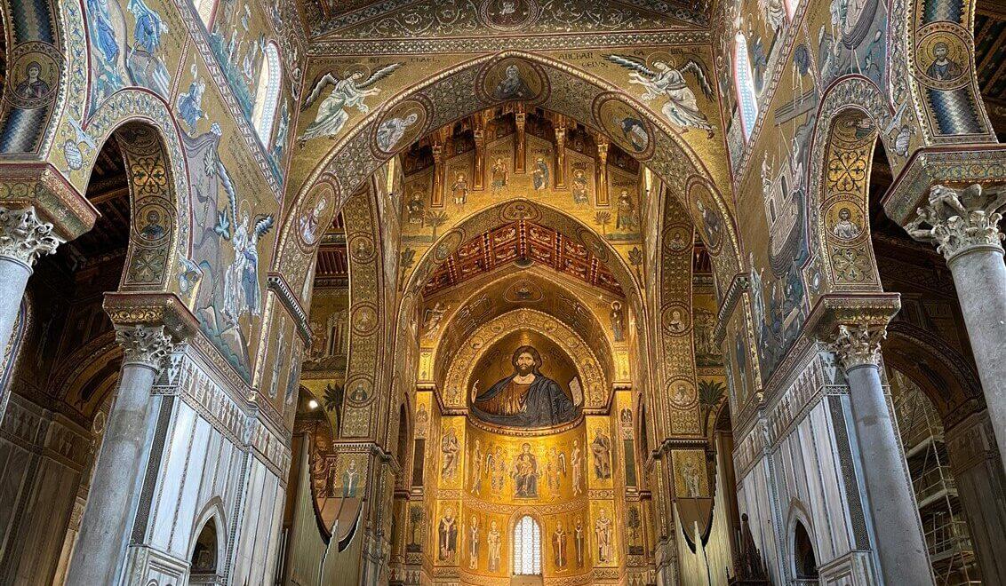 Visitare il Duomo di Monreale in Sicilia