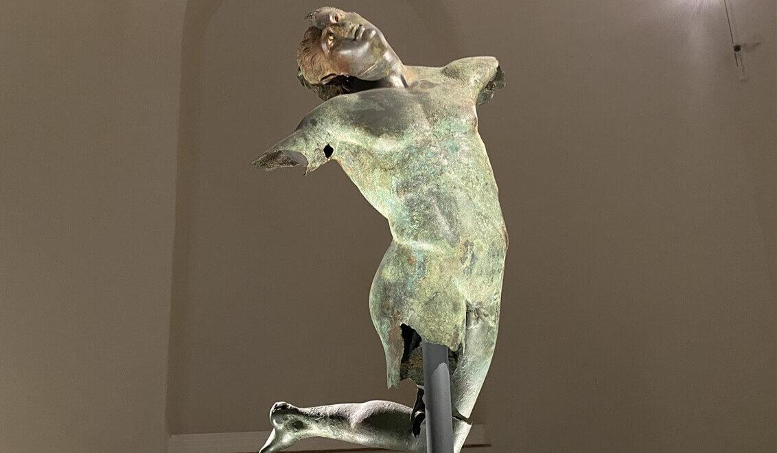 Visitare il museo del Satiro danzante a Mazara del Vallo