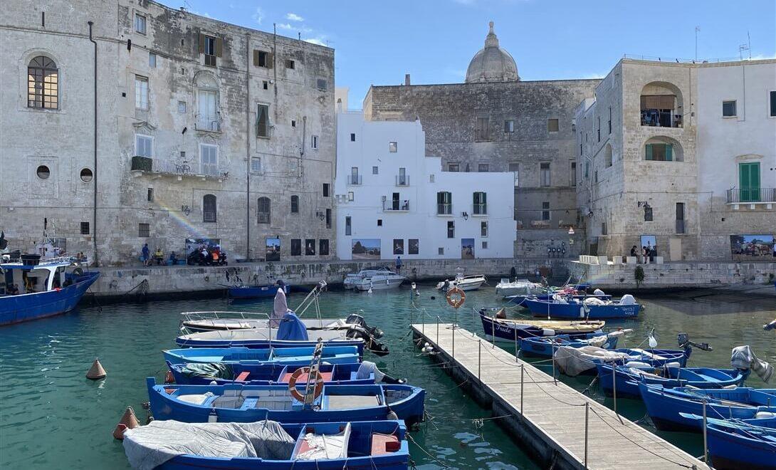 8 giorni in Puglia: itinerario tra Bari, Polignano e Ostuni